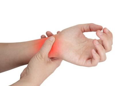 نتیجه تصویری برای التهاب تاندون کف دست